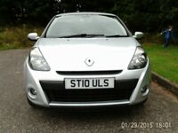BARGAIN** NEW MODEL CLIO 1.2 DYNAMIQUE** SAT NAV EDITION