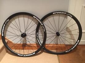 Knight 35 carbon clinchers - brand new