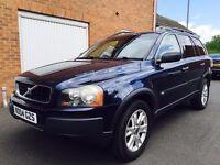 2004 04 Volvo XC90 ++7 Seater++ 2.4 D5 Automatic 140k FSH++Cambelt not x5 3.0 ml q7 s60 Touareg