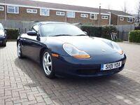 Porsche Boxster 986 2.5 1998