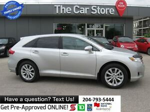2013 Toyota Venza AWD, BLUETOOTH, POWER SEAT, 1-OWNER