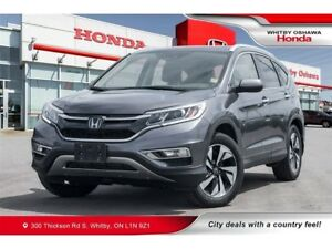2016 Honda CR-V Touring | Automatic | Navigation, Sunroof