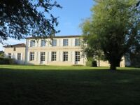 Create your French B&B Dream in this Maison de Maitre in sunny Charente plus 3 bed owner's house