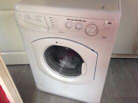 Hot point washing machine need gone asap