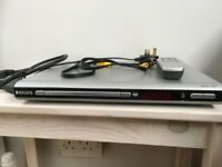 Philips DVD Player, plus original remote and cables