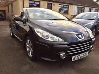Peugeot 307 cc Allure cabriolet convertible **FIRST TO DRIVE WILL BUY**