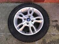 Ford Fiesta Alloy wheel 195/55/R15