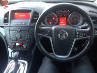 Automatic Vauxhall insignia 2011