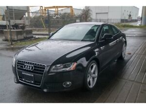 2008 Audi A5 Fully Loaded Only 136,000Km