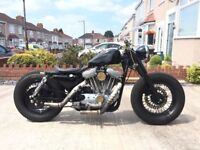 Harley Davidson Bobber for sale
