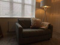 Grey Habitat Sofa Chair