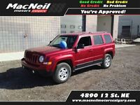 2014 Jeep Patriot Sport - You're Approved!