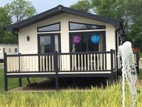 Brand New Static Caravan/Lodge For Sale, Lancashire/Yorkshire border, Clitheroe, Ribble Valley