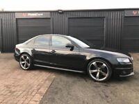Audi A4 2.0 tdi S line Black EDTION styling diesel