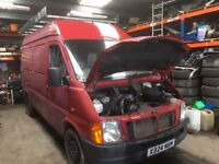Volkswagen lt diesel 2000 year - Parts Available - gearbox - engine - doors