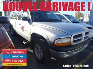 2002 Dodge Dakota Sport+4X4+V8+CLEAN+PAS ROUILLE+++