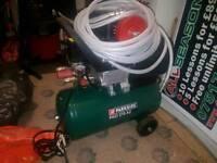 Air compressor & tool