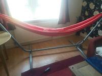 IKEA GÅRÖ hammock with stand