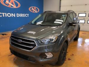 2018 Ford Escape Titanium AWD/ NAVI/ PANO ROOF/ BACK-UP CAM