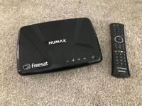 Humax 500GB freesat recorder
