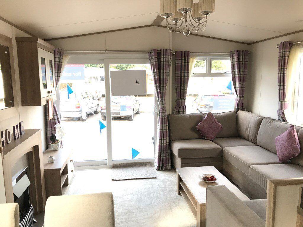 Static Caravan Sales 2018 Model Norfolk Broads Near Gorleston Near Great Yarmouth East Coast