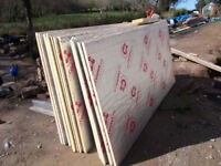 25mm Insulation Celotex Sheets/Kingspan/Ecotherm/Quinntherm