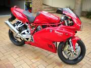 Ducati 2006 Super Sport Cecil Hills Liverpool Area Preview