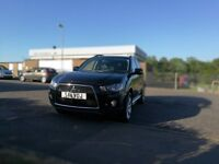 Mitsubishi Outlander 2.3 DI-D GX 3 5d 175 BHP, SUV,MPV, 4 WHEEL DRIVE, 4X4, EXCELLENT CONDICTION