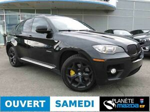 2009 BMW X6 50i AWD TWIN TURBO 400 CHEVAUX