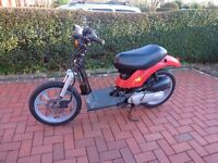Honda Sky SGX50 scooter. For spares or field bike.
