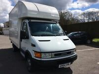 MAN WITH VAN REMOVALS HOUSE FLATS OFFICE SINGLE ITEM STUDENTS NOTTINGHAM DERBY