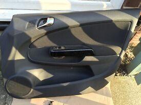 Corsa D interior panel