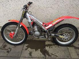 Gas Gas Trials Bike 275cc (1999)