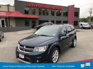 2014 Dodge Journey R/T w/ Leather