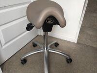 Bambach Saddle Seat - Beige