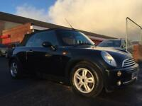 MINI COOPER CONVERTIBLE **NEW 12 MONTH MOT**ONLY 66k MILES**SERVICE HISTORY