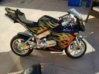 Mini moto and midi moto