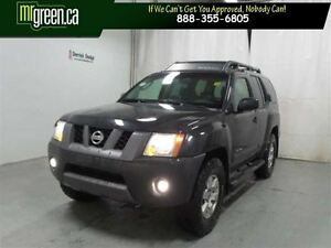 2007 Nissan Xterra OFF Road  SUV Off Road Pwr Grp  A/C Side Boar