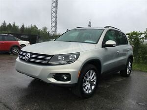 2013 Volkswagen Tiguan Comfortline/CARPROOF CLEAN/HEATED SEATS/L