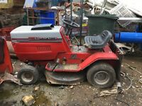 Ride-On Lawn Mower (For Spares or Repairs)