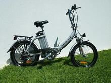 Two (2) Electric Step Through Folding E Bikes Coombabah Gold Coast North Preview