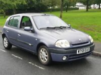 Renault Clio 1.2 5 Doors Automatic Drives Beautiful 91k Miles