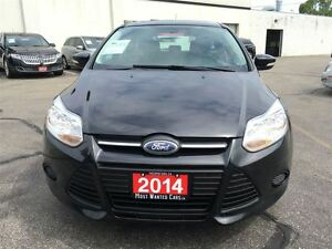 2014 Ford Focus SE | 4 NEW TIRES | BLUETOOTH | HEATED SEATS Kitchener / Waterloo Kitchener Area image 9
