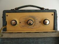 VINTAGE SKY BARONET PORTABLE RADIO - COLLECTORS ITEM.