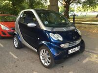 Smart Car ForTwo Blue