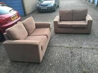 Brown sofa set £40 only