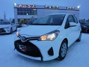 2015 Toyota Yaris LE WINTER TIRES AND RIMS INCLUDED