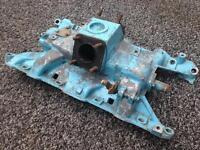 Rover v8 manifold