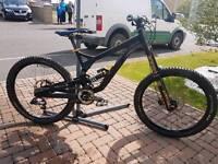 Nukeproof Pulse downhill bike