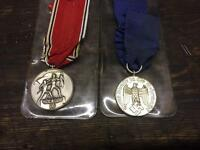 German ww2 medals